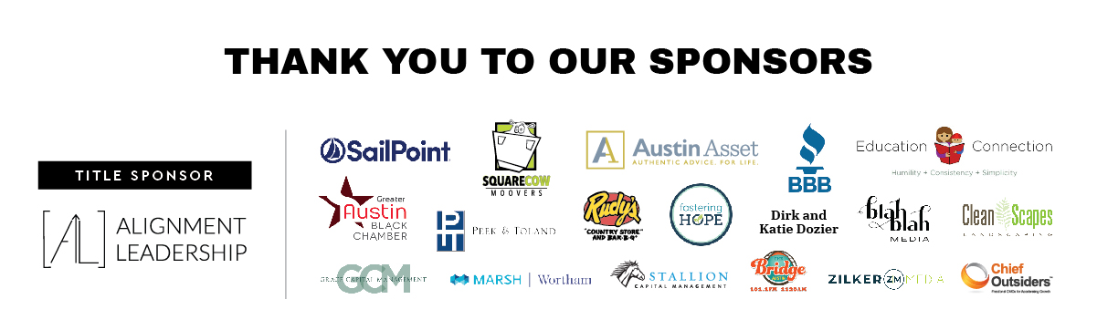 Global Leadership Summit Sponsors