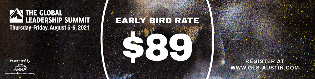 Early Bird Special for $89